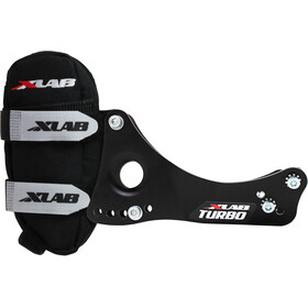XLAB Turbo Wing Flaskeholder, black